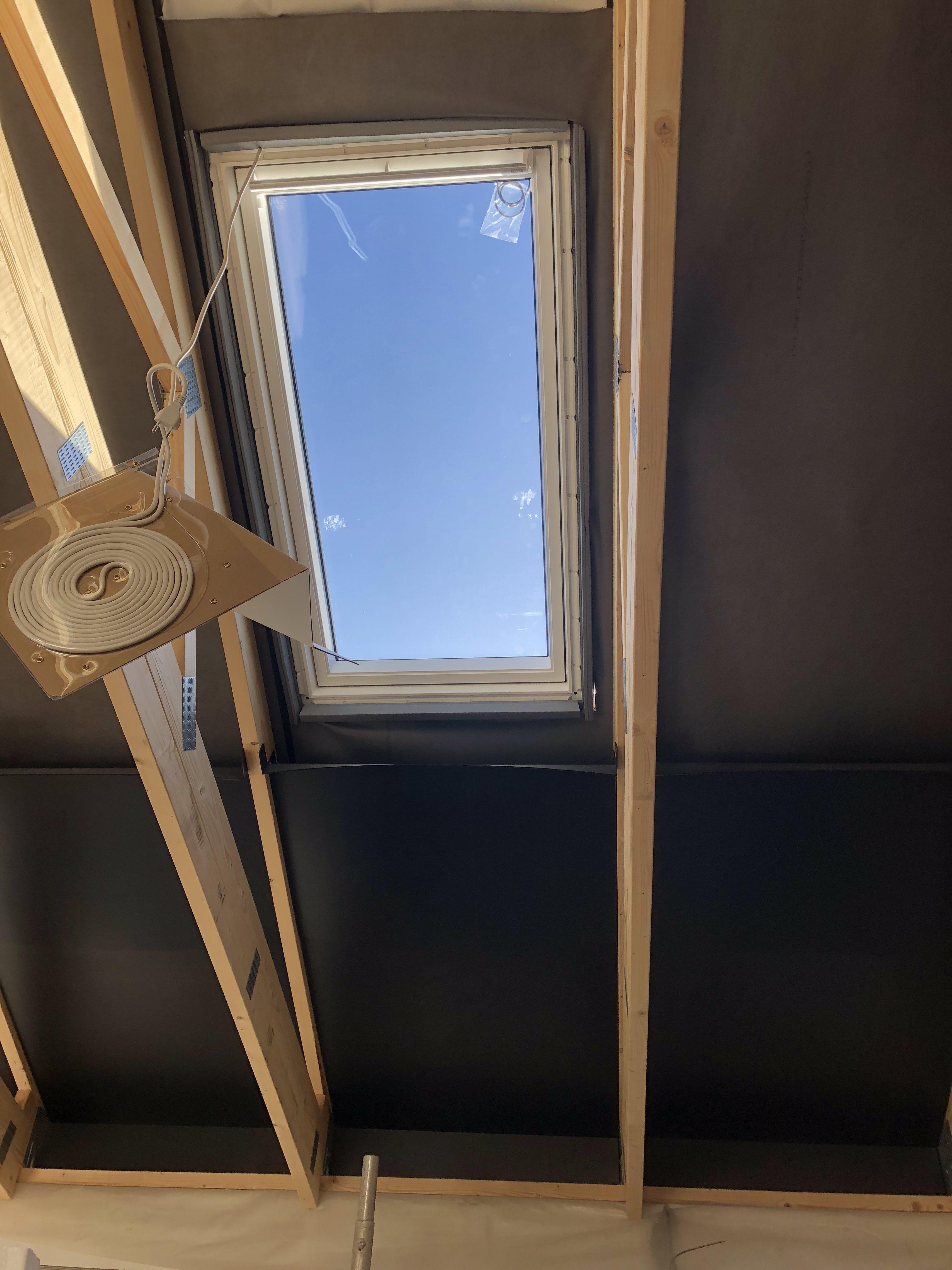 Kloak, vand og gulvvarme - Familien Lyngholm Nordbeck bygger nyt hus på Kærhaven i Jordrup